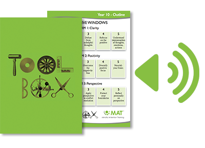 About the MAT Toolbox - Mindful Attention Training